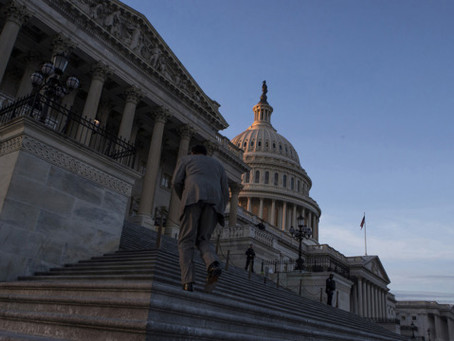 U.S. House Bill Improves Benefits for Injured Firefighters