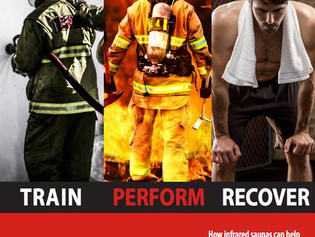 Saunas Help Firefighter Detox