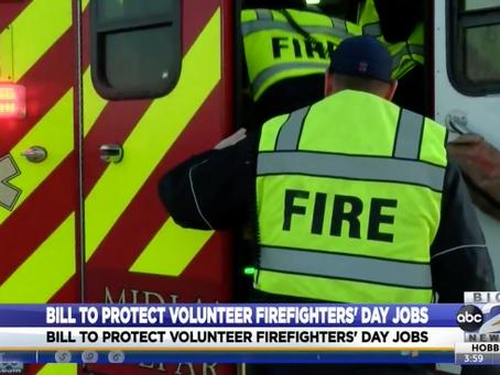 Protecting Volunteers' Day Jobs