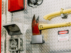 Why I'm in the Fire Service, Stress Relief and a Marketing Example
