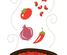 JKs Firehouse Chili Recipe (and veg option)