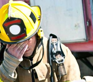 Stress & PTSD in firefighters