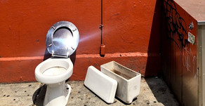 Where to Pee in NYC