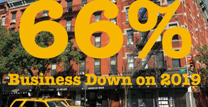 """Hell's Kitchen business 66% down — still """"hope, loyalty, and optimism"""""""