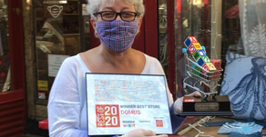 Domus: Winner of Store Category W42ST Best of Awards 2020