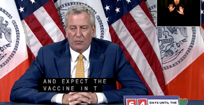 """Mayor: """"I don't think, in the end, we're only going to be going to Applebees"""" as NJ reopens"""