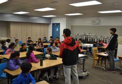 ETF @ John Muir Elementary in San Jose, California