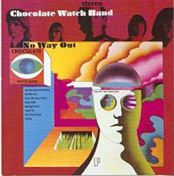 1967 - No Way Out - Tower LP 5096 (US)