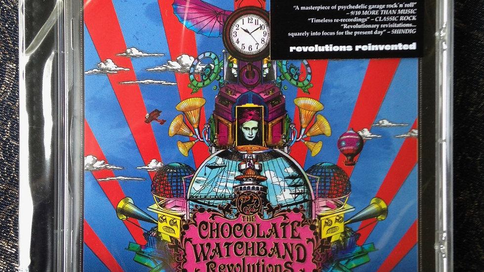 Chocolate Watchband Revolutions CD