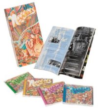 1998 - Nuggets- Original Artyfacts from the First Psychedelic Era, 1965-1968 (4-disk box set)