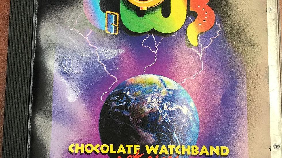 Chocolate Watchband Get Away CD