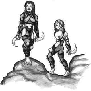 Von-wratha and Nalax