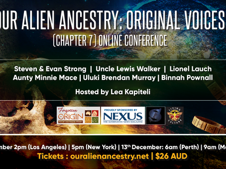 Our Alien Ancestry: Original Voices - Chapter 7