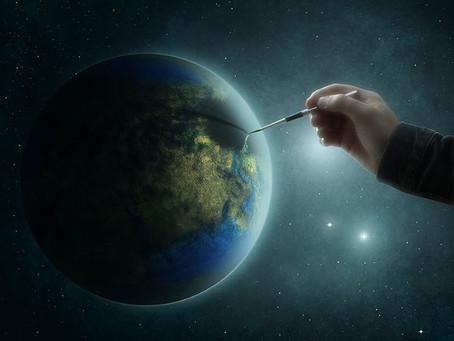 CREATIONISM ACCORDING TO EXTRA-TERRESTRIALS