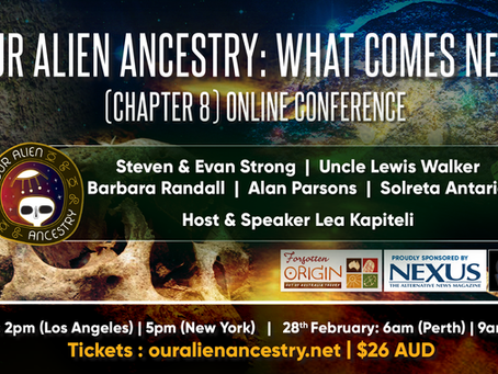 Our Alien Ancestry: What Comes Next - Chapter 8