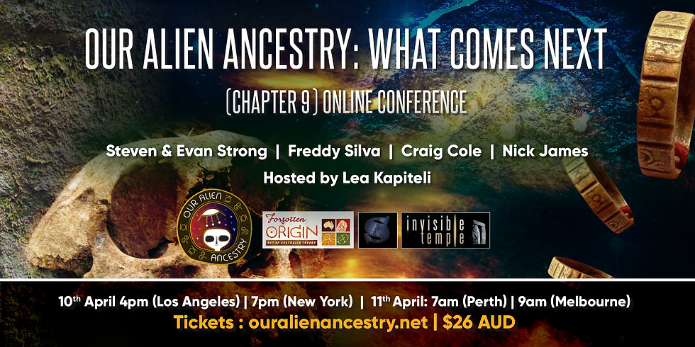 Our Alien Ancestry: What Comes Next - Chapter 9 (Replay)