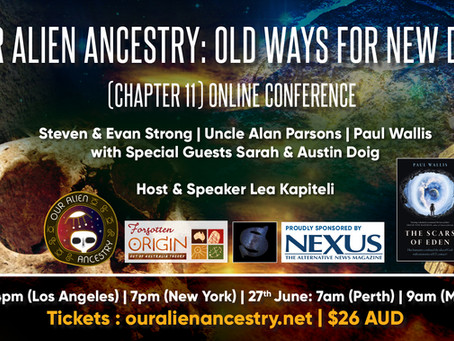 Our Alien Ancestry: What Comes Next - Chapter 11