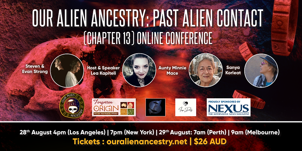 Our Alien Ancestry: Past Alien Contact - Chapter 13