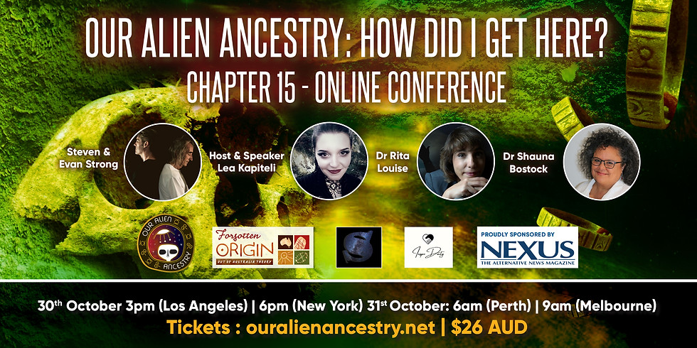 Our Alien Ancestry: How Did I Get Here? - Chapter 15