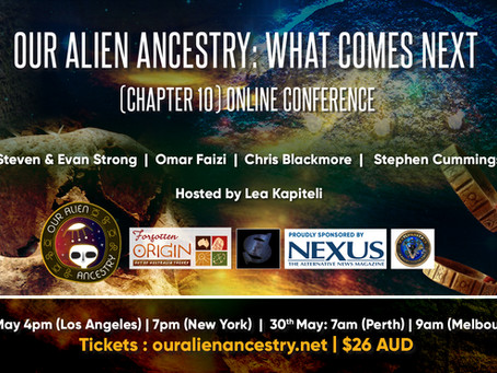 Our Alien Ancestry: What Comes Next - Chapter 10