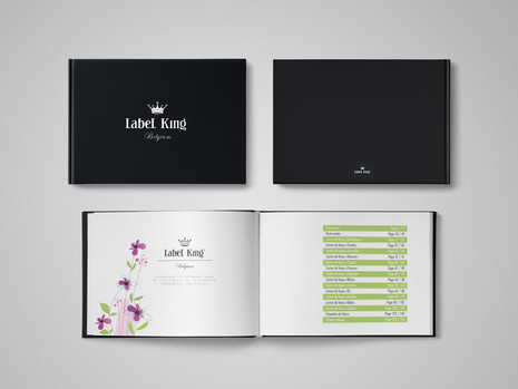 Label King