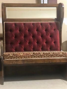 Speakeasy Bench