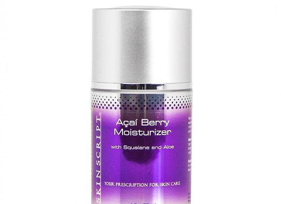 SKIN SCRIPT  Acai Berry Antioxidant Moisturizer 1.7oz