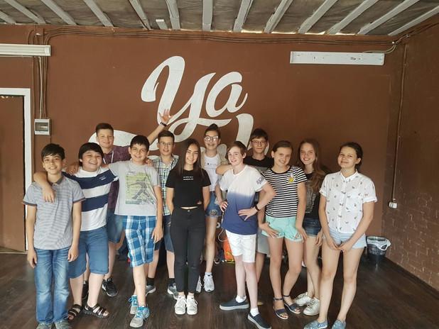 языковая школа а-форвард 2 смена 2017 (4