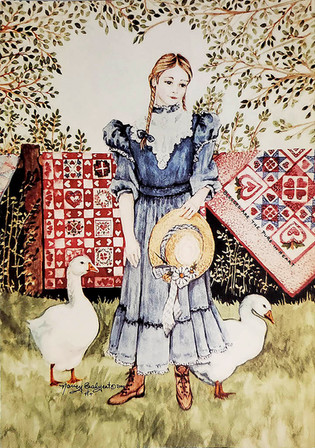 Goose Girl & Quilts 2000