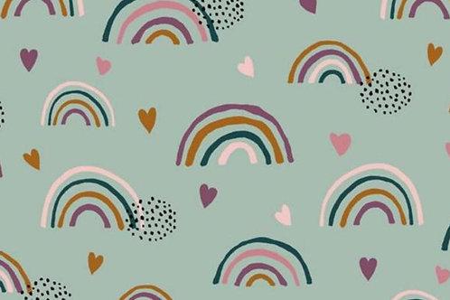 mint rainbow