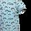 Thumbnail: rainbow t-shirt mint