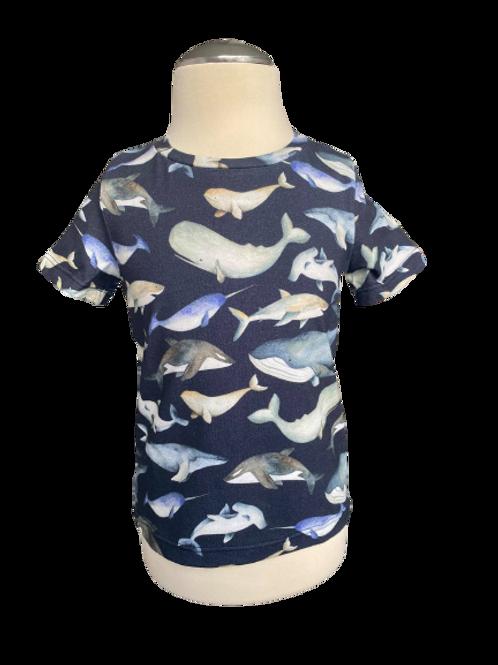 walvis t-shirt