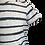 Thumbnail: Black strips t-shirt