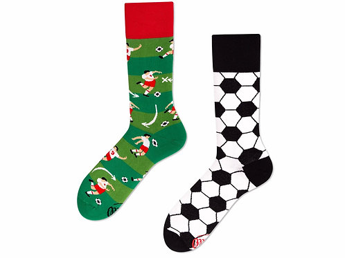 Football fan socks kids and regular