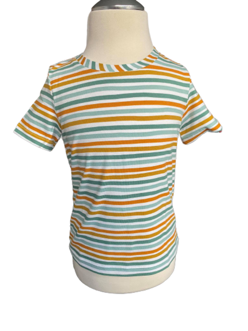 strip t-shirt