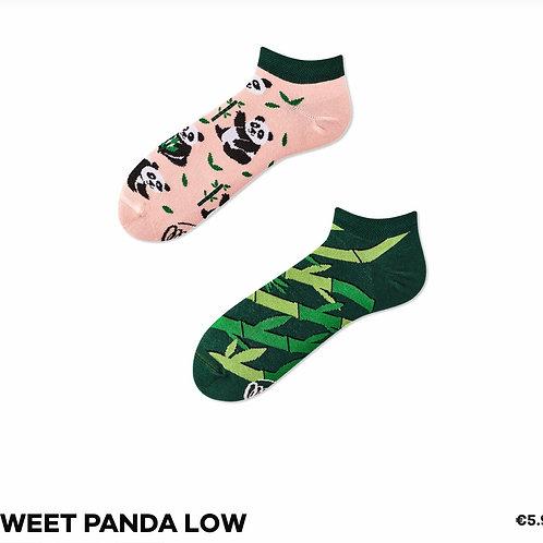 Sweet panda socks kids and low