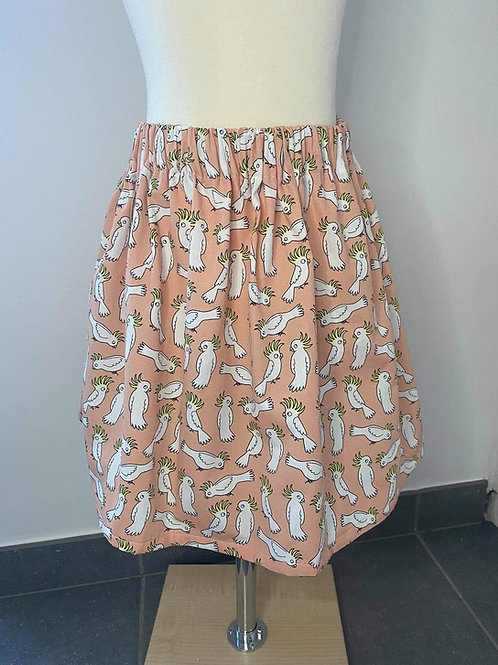 Cackatoo skirt