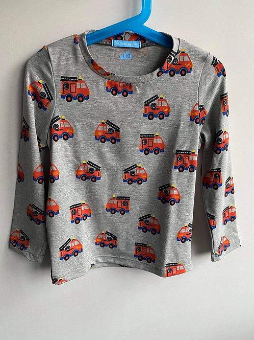 Brandweer t-shirt long sleeve