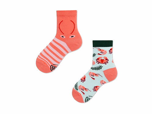 Frutti di mare socks kids
