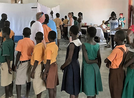 GWAM — Making a Difference in Public Schools in northern Ghana