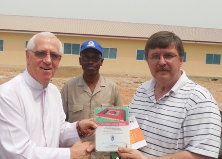 Partnering with LEPERS' AID COMMITTEE of Ghana