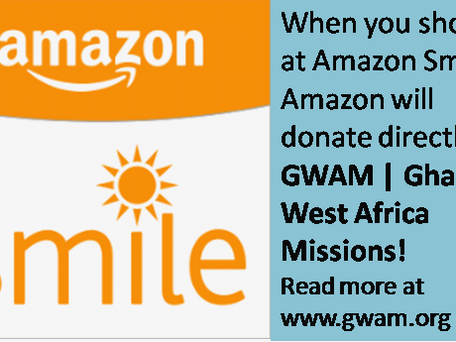 A donation will go directly to GWAM | Ghana West Africa Missions