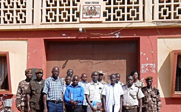 Impacting Yendi Local Prison   GWAM   Ghana West Africa