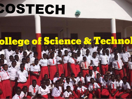 COSTECH (College of Science & Technology) 2016