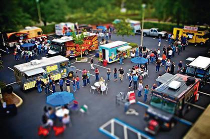 Encontro terá música ao vivo e food trucks em Paulínia