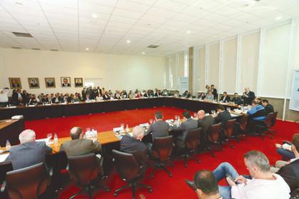 Trem Intercidades foi foco do Conselho de Desenvolvimento da RMC