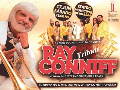 Theatro recebe tributo à Ray Conniff