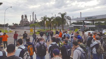 Petroleiros prometem entrar em greve nesta sexta (23)