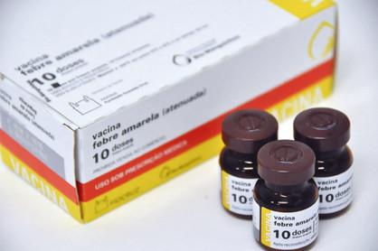 Mutirão de vacinação contra a Febre Amarela chega à região do Centro