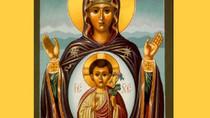 Nuestra Señora del Adviento, por Reme Falaguera
